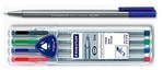 ROTULADOR STAEDTLER® triplus®  fineliner 0.3 mm Box 4 Colores