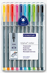 ROTULADOR STAEDTLER® triplus®  roller Box 10 colores