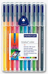 STAEDTLER® triplus® color  Box 10 colores